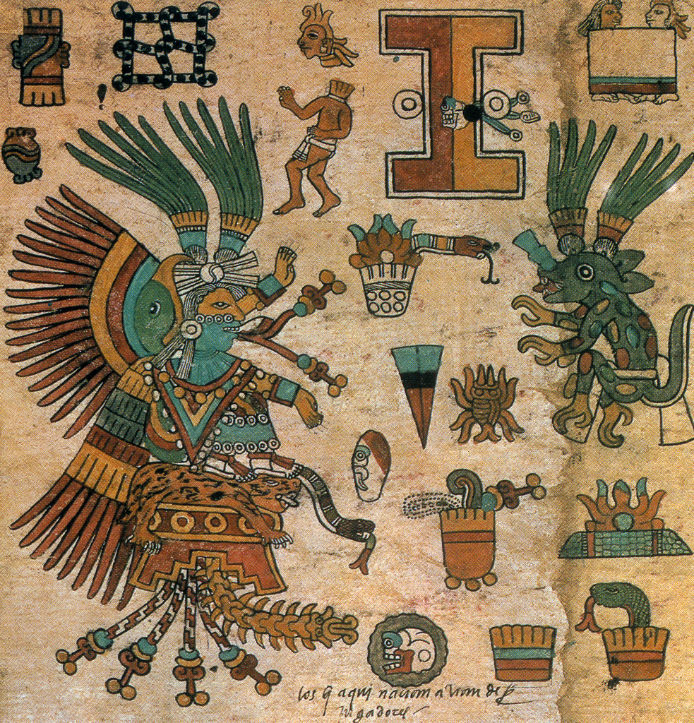 Aztecs - A New American Paradigm